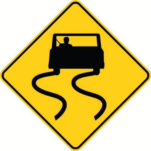 slippery when wet, roads are slippery when wet, driving tips, safe driving, driving in the rain, rips for driving int he rain, how to avoid an auto accident, caution driving, drive safely