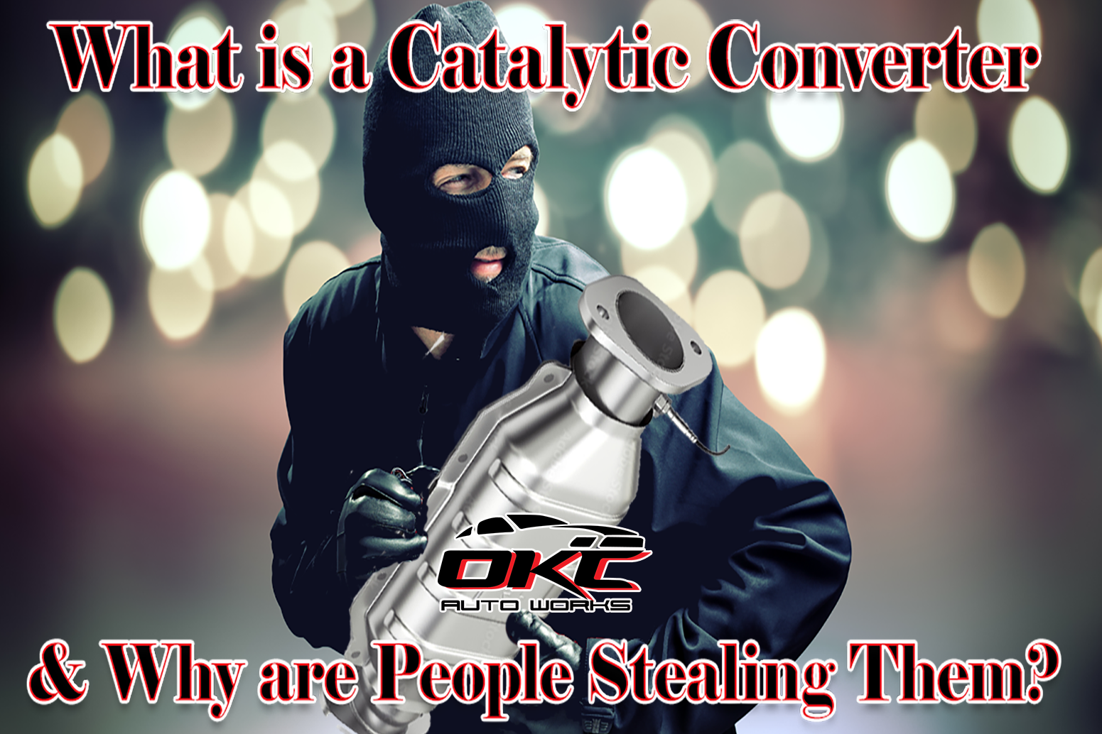 catalytic converter theft on the rise, what is a catalytic converter